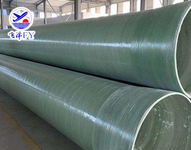 玻璃钢管道适用于不同的环境(图1)