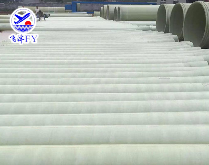玻璃钢管道及复合管的安装(图1)